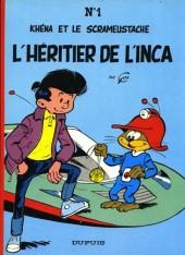 Le scrameustache -1a1976- L'héritier de l'inca