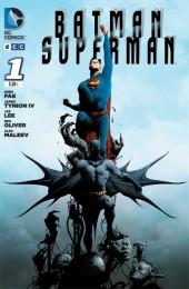 Batman/Superman (en espagnol) -1- Encrucijada De Mundos