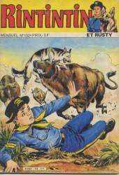 Rin Tin Tin & Rusty (2e série) -132- 30 chevaux pour Fort-Apache