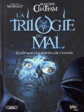 La trilogie du mal -2- Écrit sur les portes de l'enfer