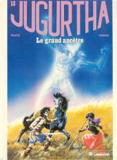 Jugurtha -13- Le grand ancêtre