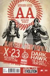 Avengers Arena (2013) -4- The survivor