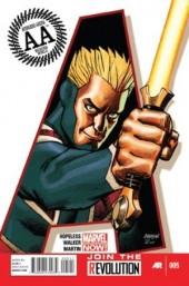 Avengers Arena (2013) -5- Born leader