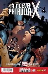 La nueva Patrulla-X -7- Fuera De Lugar. Parte 5