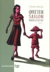 Mémoires de Viet Kieu -1b- Quitter Saïgon