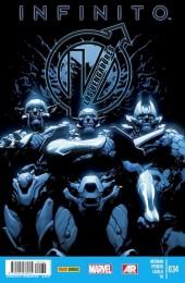 Vengadores (Los) -34- Infinito
