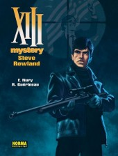 XIII Mystery (en espagnol) -5- Steve Rowland