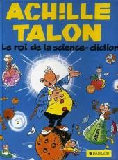 Achille Talon -10c88- Le roi de la science-diction