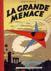 Lefranc -1- La grande menace