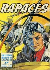 Rapaces (Impéria) -Rec33- Collection reliée N°33 (du n°256 au n°259)