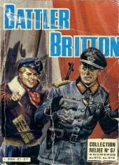 Battler Britton -Rec67- Collection Reliée N°67 (du n°415 au n°418)