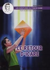 (AUT) Jacobs, Edgar P. -26- Les Aventures du prince Icare - Le Retour d'Icare