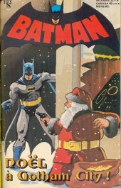 Batman (Interpresse) -103- Noël à Gotham city