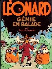 Léonard -6- Génie en balade