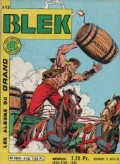 Blek (Les albums du Grand) -412- Trahis par le Bossu