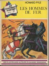 Les classiques illustrés (2e Série) -9- Les hommes de fer