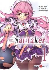 Re:Birth - The Lunatic Taker / Sai:Taker -1- Vol. 1