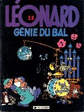 Léonard -11- Génie du bal