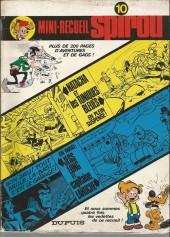 (Recueil) Spirou (mini-recueil) -10- Mini-recueil Spirou 10