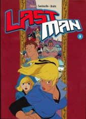 LastMan -3TLb- Tome 3