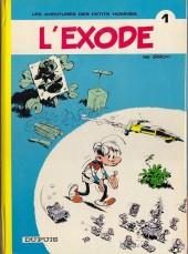 Les petits hommes -1a1975- L'exode