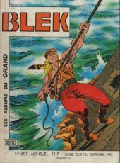 Blek (Les albums du Grand) -501- Le bossu pris au piège