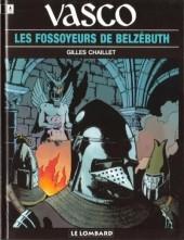 Vasco -13a1996- Les fossoyeurs de belzébuth
