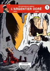 Lombock (Les aventures de) -1- L'argentier doré