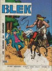 Blek (Les albums du Grand) -490- La vallée de Kamur