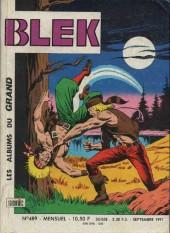 Blek (Les albums du Grand) -489- Chasseurs de trappeurs
