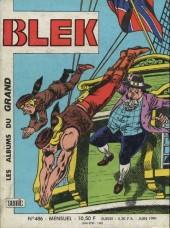 Blek (Les albums du Grand) -486- Le canon de bois