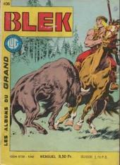 Blek (Les albums du Grand) -436- La reine noire