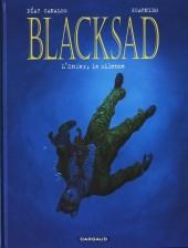 Blacksad -4a- L'enfer, le silence