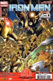 Iron Man (Marvel France - 2013) -5- Le déicide (2/2)