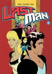 LastMan -1TLb- Tome 1