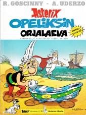 Astérix (en langues étrangères) -30Finnois- Opeliksin Orjalaeva
