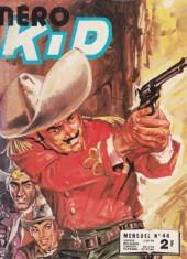 Néro Kid -44- Le fantôme de Fort Apache