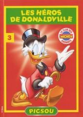 Les héros de Donaldville -3- Picsou