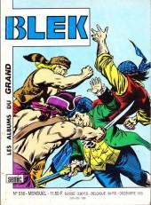 Blek (Les albums du Grand) -516- Numéro 516