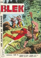 Blek (Les albums du Grand) -294- Numéro 294