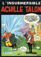Achille Talon -28a89- L'insubmersible Achille Talon