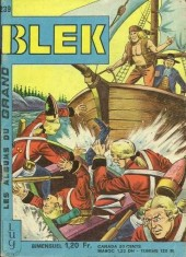 Blek (Les albums du Grand) -239- La révolte des triks