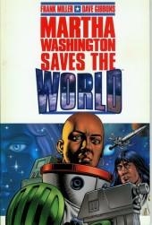 Martha Washington saves the world (1997) -INT- Martha washington saves the world