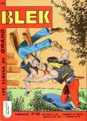 Blek (Les albums du Grand) -101- Numéro 101