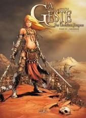 La geste des Chevaliers Dragons -17- Amarelle - La Guerre des Sardes - Première partie