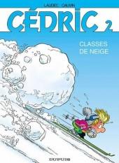 Cédric -2a92- Classes de neige