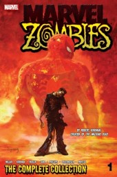 Marvel Zombies: The Complete Collection (2013) -INT01- The Complete Collection volume 1