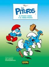 Pitufos (Los) -10- El Pitufo Verde Y El Verde Pitufo