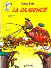 Lucky Luke -32c76- La diligence
