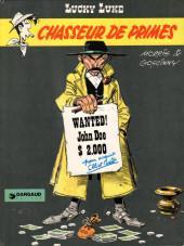 Lucky Luke -39a75- Chasseur de primes